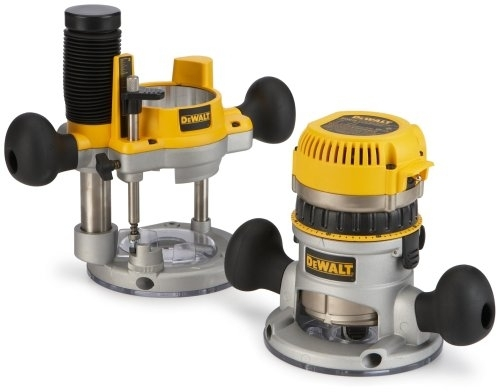 ... router kit is dewalt s complete router kit which gives you the router